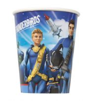 Thunderbirds Are Go Paper Cups (8)